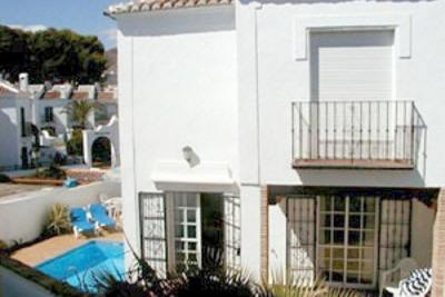 Chalet di vacanza a Nerja